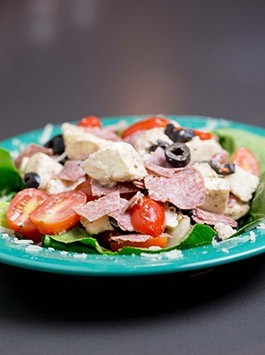 JC's New York Pizza Department fresh and delicious salads